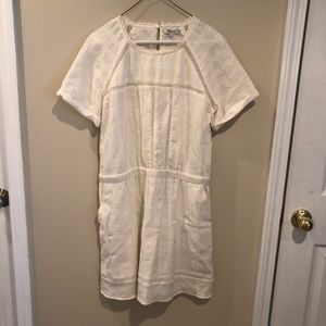 10 Madewell White Dress